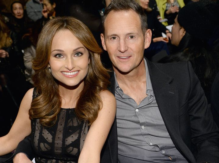 <p>Giada and Todd attending Mercedes-Benz Fashion Week Fall 2014 in February 2014.</p>