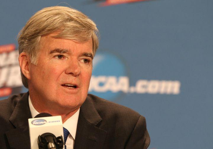 NCAA PresidentMark Emmert.