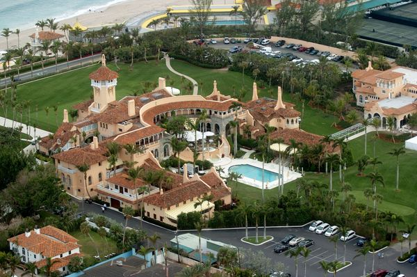 Step Inside Donald Trump S Gaudiest Mansions Huffpost