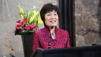 <p>Chinese Consul General Zhang Qiyue highlighted the&nbsp;good relations between New York and her nation.</p>