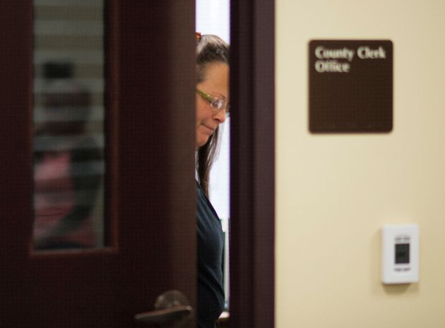 Lawyers For Kim Davis Vow To Appeal Contempt