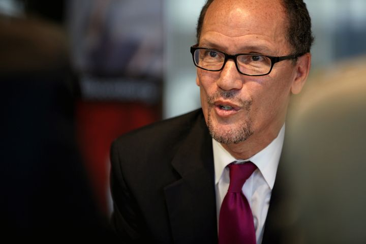 Tom Perez is in his third year at the helm of the Labor Department.
