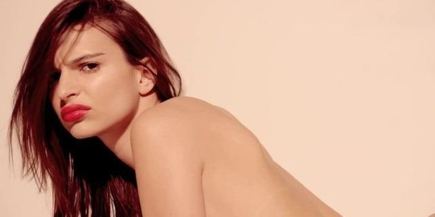 Emily Ratajkowski Slams 'Blurred Lines' Video