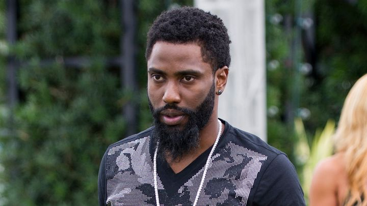 Probably John David Washington's reaction when he finds out why people are freaking out.
