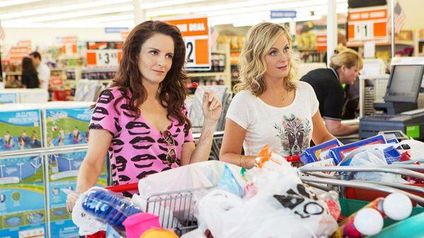 Directed by Jason Moore • Written by Paula Pell Starring Tina Fey, Amy Poehler, Ike Barinholtz, Maya Rudolph, Samantha B