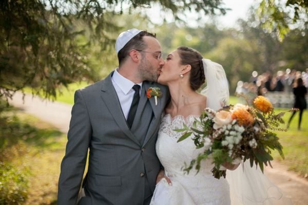 """""""Caren and Ari were married in Madison, Wisconsin on Sunday."""" - Laura Zastrow"""