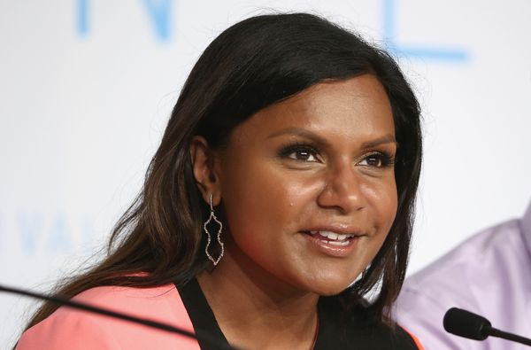 """The star of 'The Mindy Project' and 'The Office'has spoken openlyabout her practice of<a href=""""https://twit"""