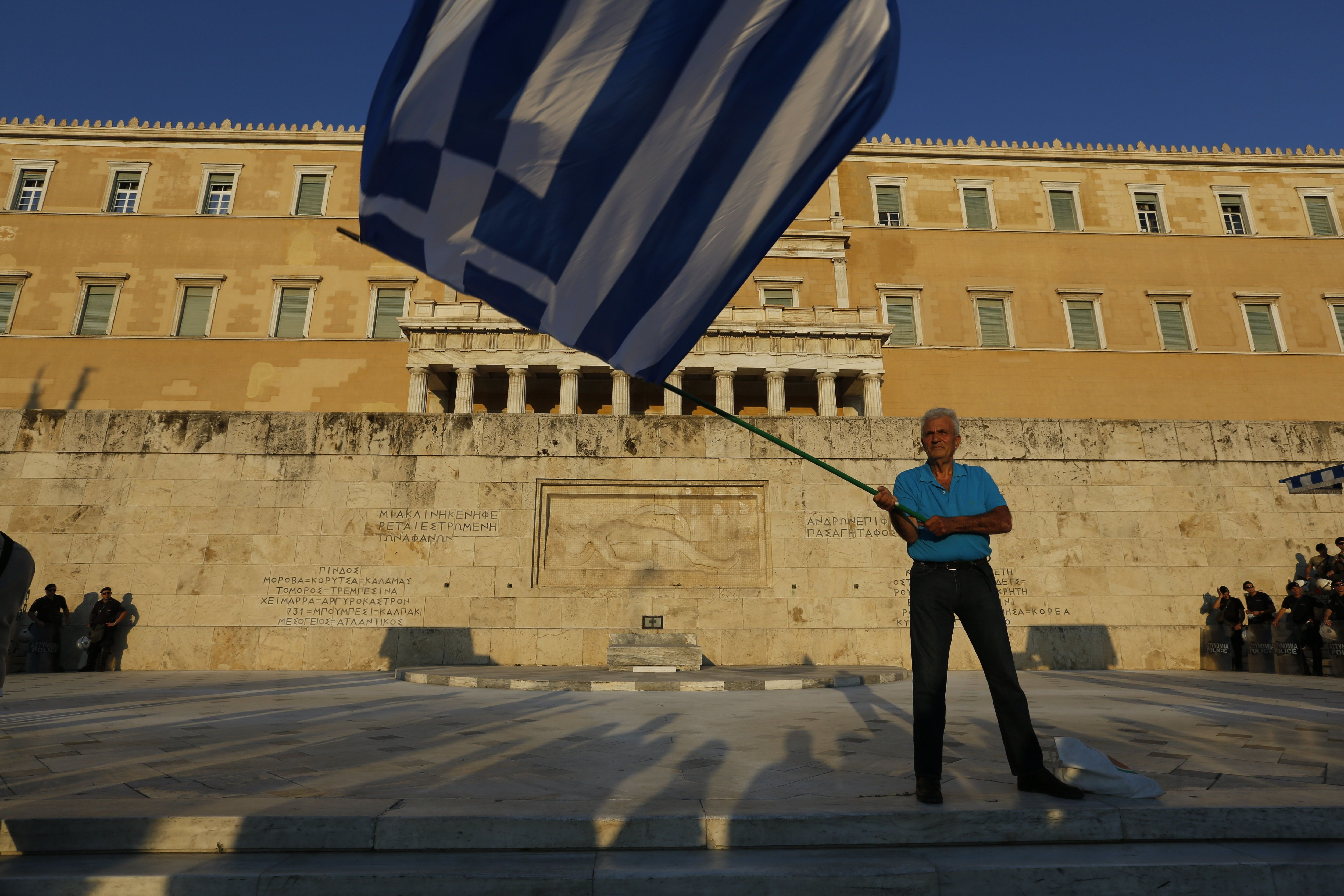 <p>Greeks will head to the polls on Sept. 20 after months of economic and social crisis. </p>
