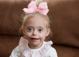 Connie-Rose, Toddler Model With Down Syndrome, Wins Hearts Everywhere