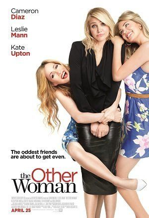 """The movie I loved after my divorce was 'The Other Woman.' Again, it's great because it's all about girl power. Plus, it's fu"
