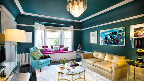 """When you pin images and tear out magazine photos of rooms you love, says interior designer <a href=""""http://michelleworkman.co"""