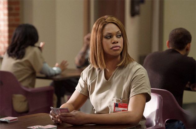 """Still from the show """"Orange is the New Black."""""""
