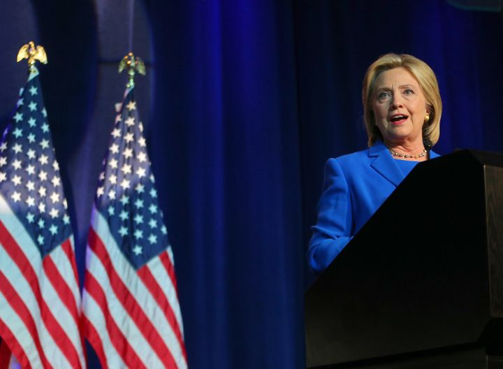 <span>Clintonwill deliver a speech on Iran at the Brookings Institution on Wednesday.</span>