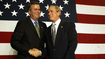 <p>Jeb Bush's tax plan sounds like something his brother George would approve.</p>