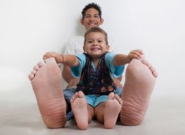 New Guinness World Record Holders Show Off Their Feets, Er, Feats