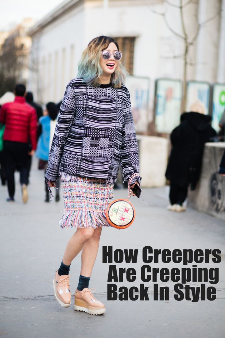 Creepers Are The 'Ugly Trend' This Fall, But What Are They Anyway?