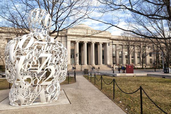 MIT's campus in Cambridge, Massachusetts.
