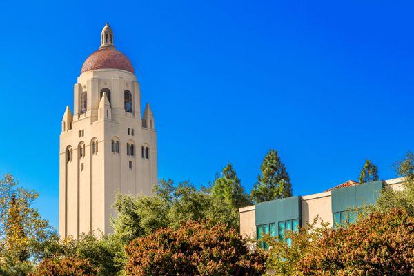StanfordUniversity's campus in Palo Alto.