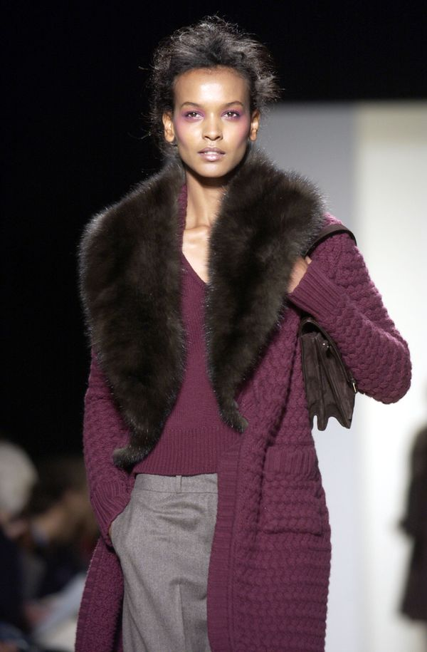 21 Vintage Photos Of Black Models Who Paved The Runway