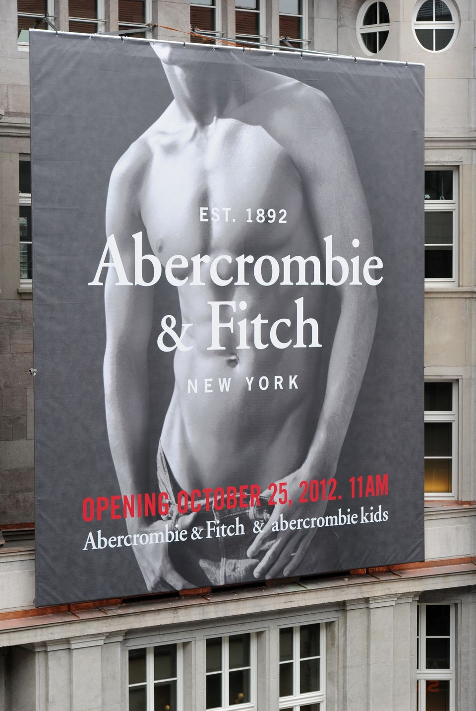 Abercrombie & Fitch first announced its plans to close 180 stores by 2015 more than two years ago. In its most recent quarter