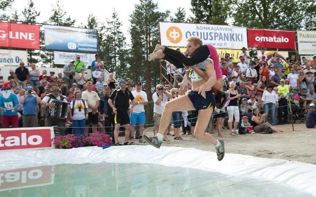 10 Weirdest Sports You've Probably Never Heard