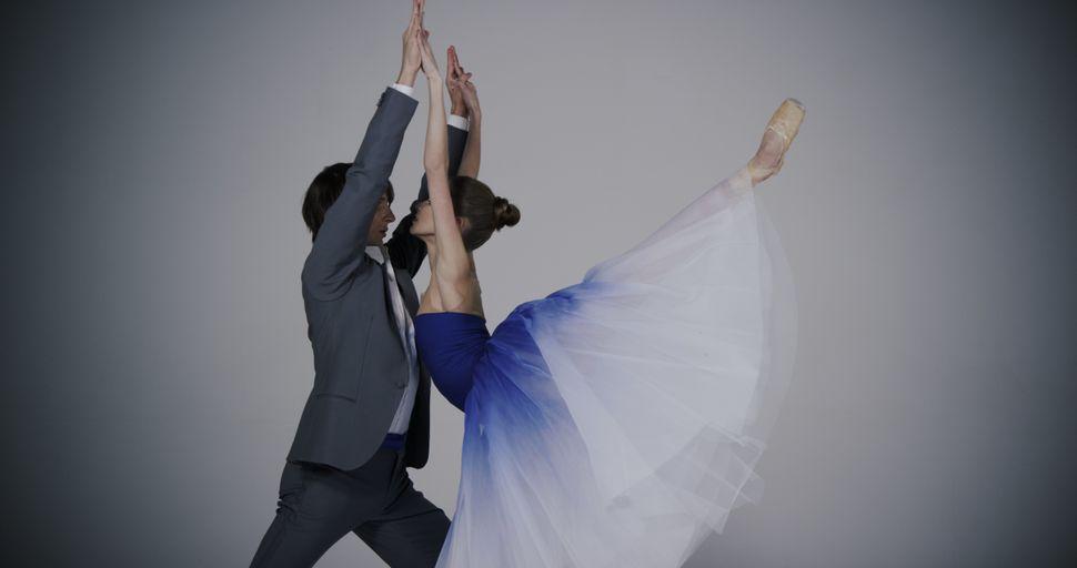 Semyon Chudin & Anastasia Stashkevich in The Taming of the Shrew