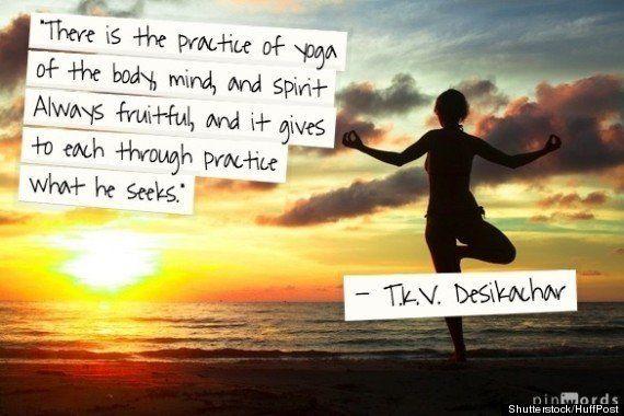 Carolyn Gregoires Guide On How Yoga Creates Positive Change