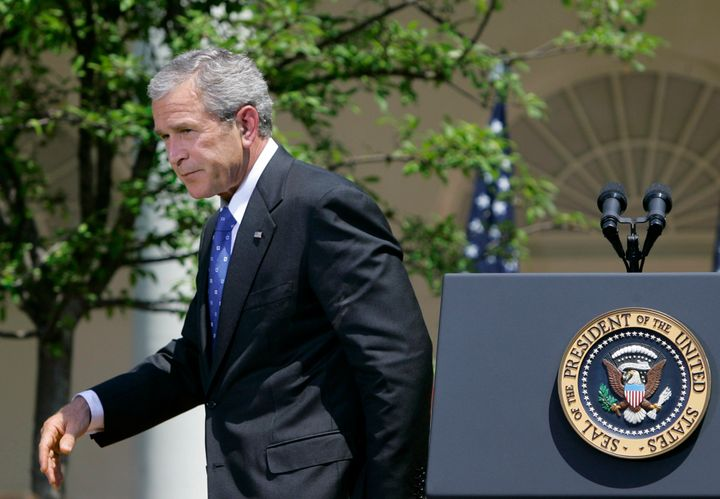 """President George W. Bush wentto war in Iraq based on """"factual errors and unsupported judgments."""""""