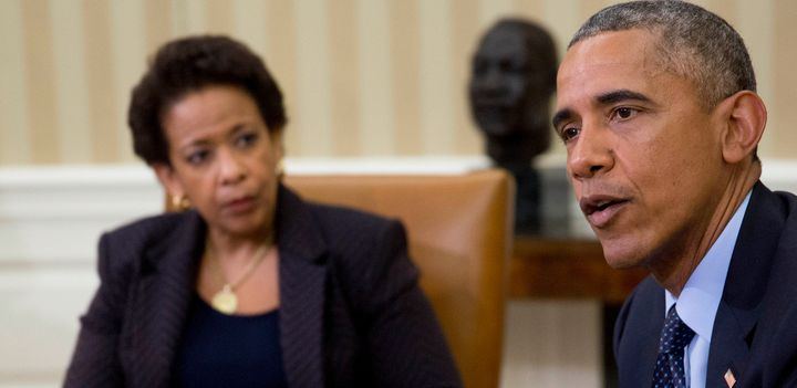 Attorney General Loretta Lynch promises to go after future white-collar criminals.