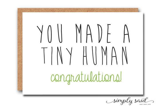 words of congratulations for a new baby