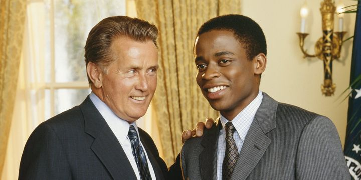 5 Things You Didn't Know About 'The West Wing,' According To Dulé