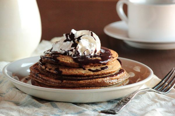 """<strong>Get the <a href=""""http://www.pastryaffair.com/blog/2012/2/12/cappuccino-pancakes-with-mocha-syrup.html"""" target=""""_blank"""
