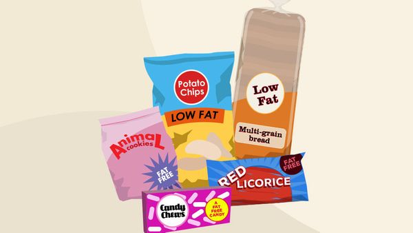 <strong>The Idea:</strong> Low-fat and fat-free foods ruled the day in the late '80s and early '90s. Food manufacturers remov
