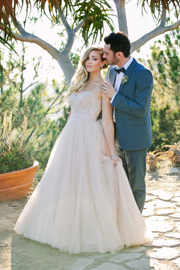 acara nikahan pesulap Justin Willman dan fotografer Jillian Sipkins