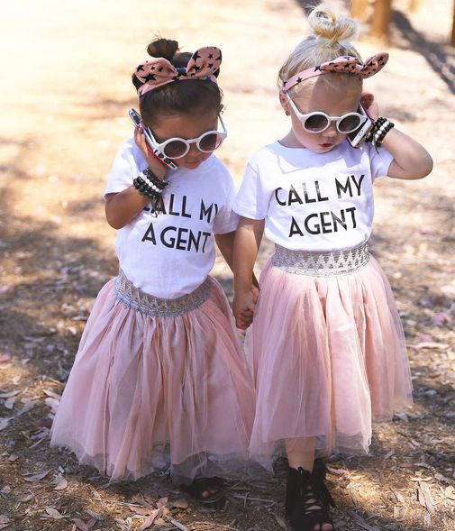 These 2-Year-Old BFFs Have More Style Than We Can Handle