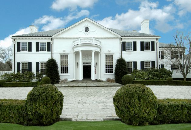 The Haroldyn House, Greenwich, Connecticut