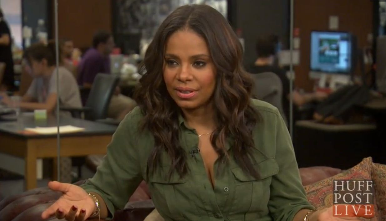 Sanaa Lathan joins HuffPost Live to discuss how her support systems have helped her navigate the business of Hollywood.
