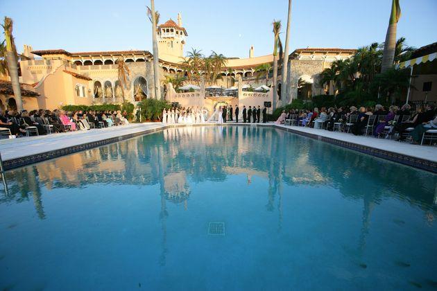 The Mar-a-Lago Club, Palm Beach, Florida