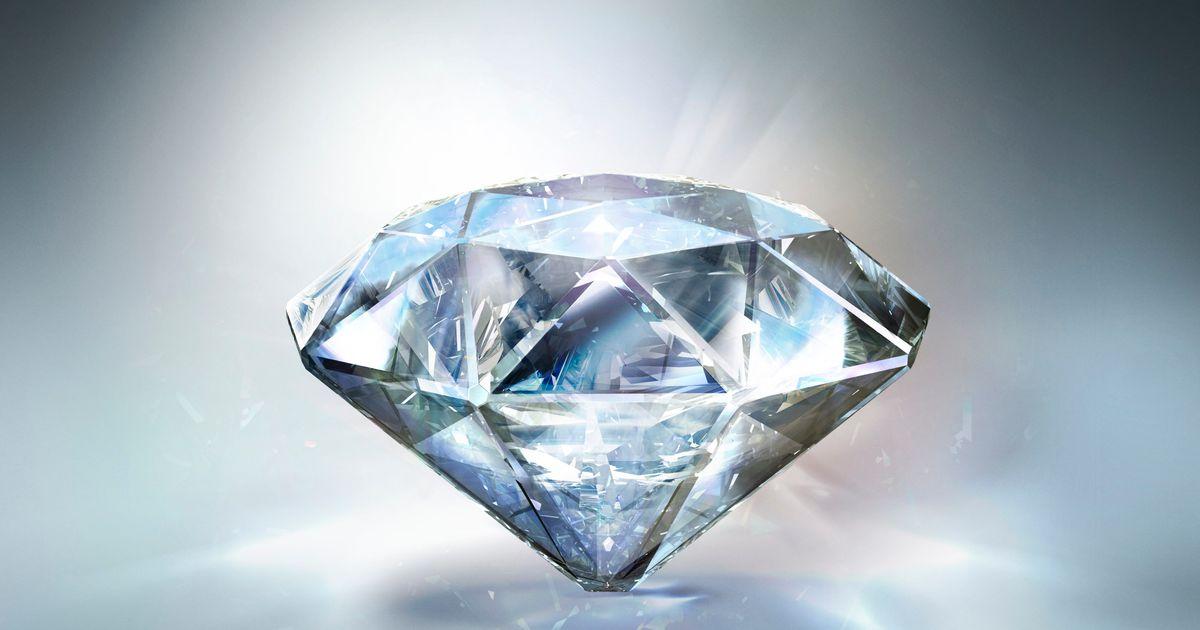 Как сделать игровые алмазы