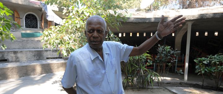 """Max Beauvoir, leader of the faith commonly known as """"Voodoo,"""" has died in Haitiat the age of 79."""
