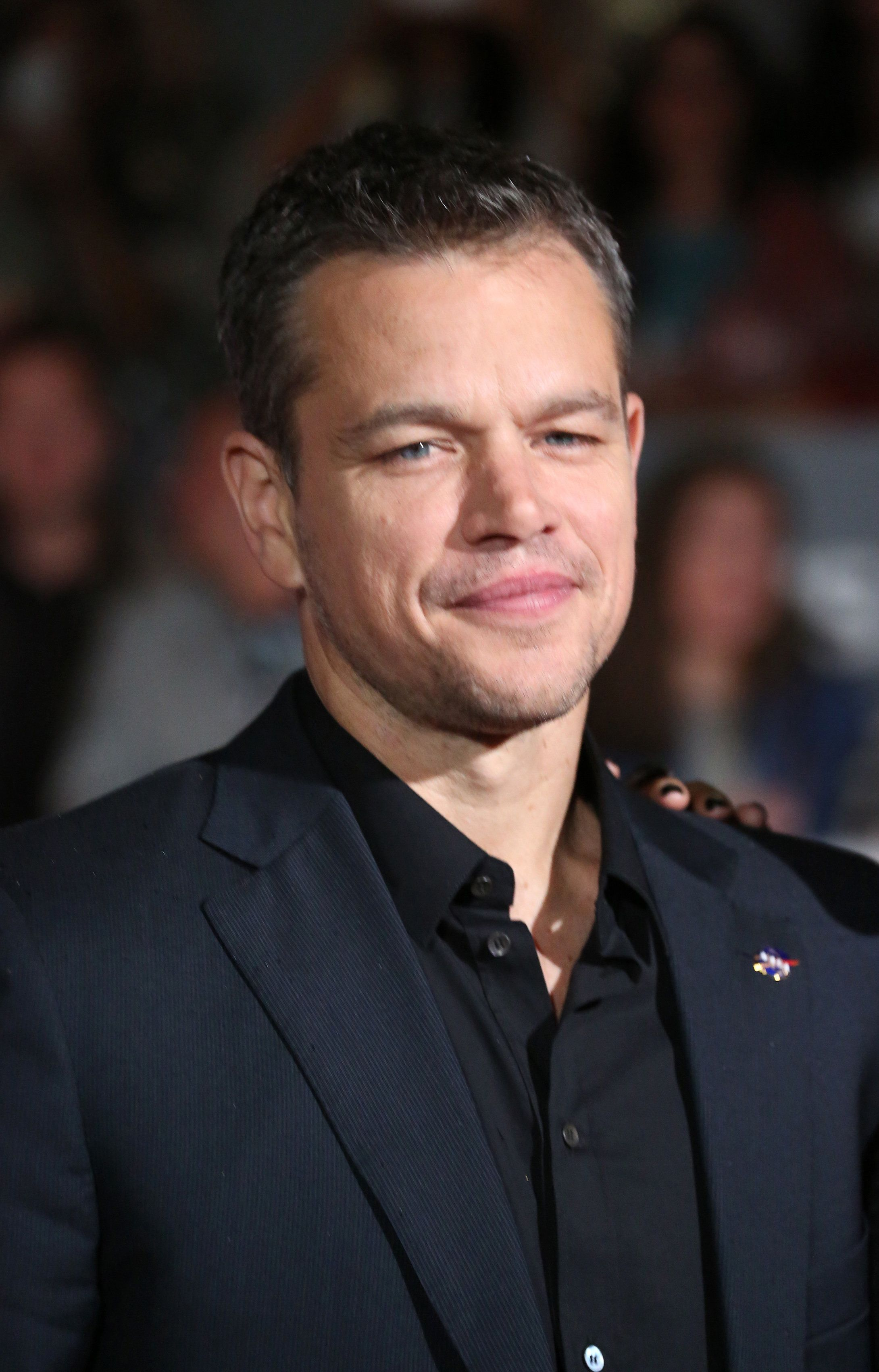 TORONTO, ON - SEPTEMBER 11:  Matt Damon attends the premiere of 'The Martian' at Roy Thomson Hall during the 2015 Toronto International Film Festival on September 11, 2015 in Toronto, Canada.  (Photo by Walter McBride/FilmMagic)