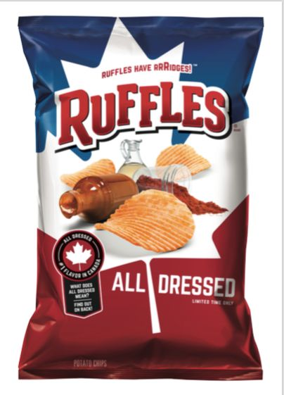 Where to buy all dressed ruffles