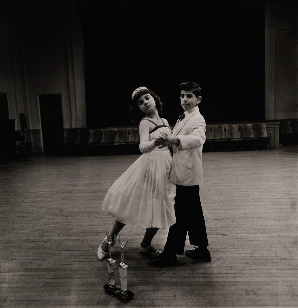 """Diane Arbus, """"National Junior Interstate Dance Champions,"""" 1963 (Est. $250/350,000)"""