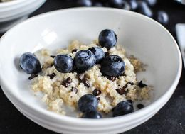Quinoa Breakfast Recipes That'll Start Your Day Off Right