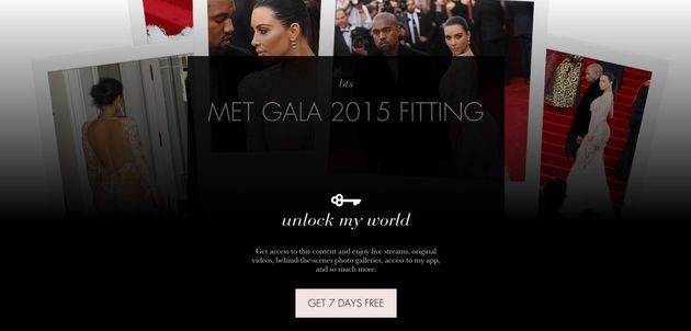 Kim Kardashian Launches Website And App, Expects You To Pay For