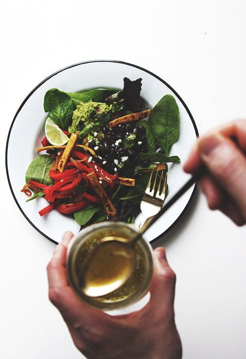 """<strong>Get the <a href=""""http://www.thefauxmartha.com/2014/05/01/cilantro-lime-salad/"""" target=""""_blank"""">Cilantro Lime Salad re"""