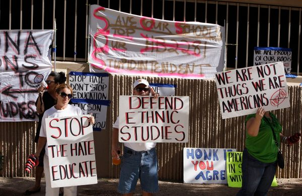 <strong>What Happened:</strong> Following allegations that an experimental Mexican-American Studies curriculum in Tucson, Ari