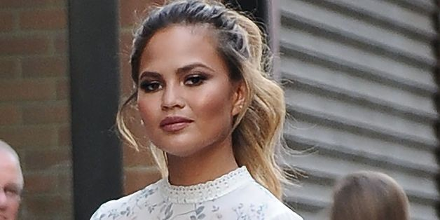Chrissy Teigen Defends 'No Hot Nannies' Comment On Twitter
