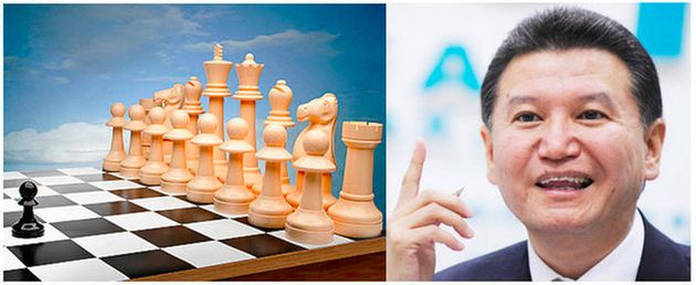 World Chess President Claims He Was Abducted By Space Aliens -- And They Invented
