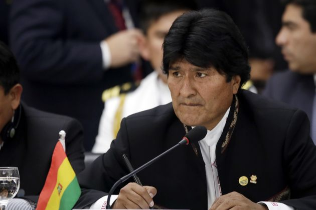 Operation Naked King: U.S. Secretly Targeted Bolivia's Evo Morales In Drug